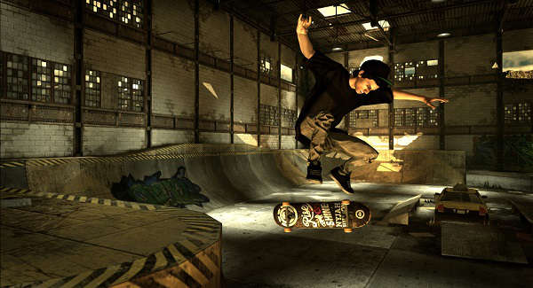 Tony Hawks Pro Skater HD (Xbox 360) Review