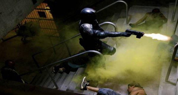 Dredd 3D review image 2