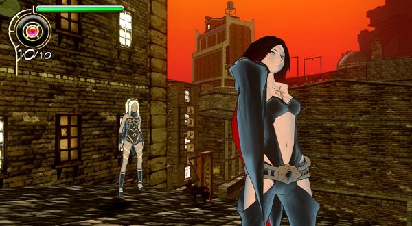 Gravity Rush Vita Review