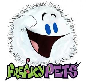 Freaky Pets Slider