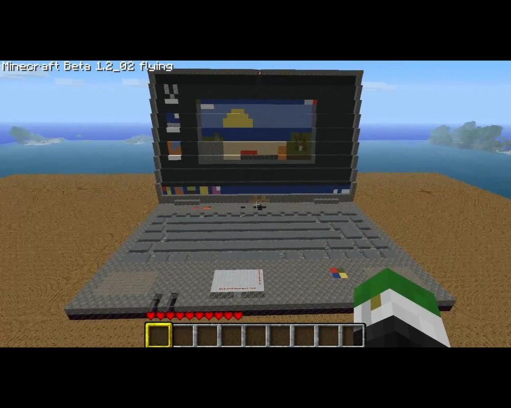 Minecraft: crack for kids