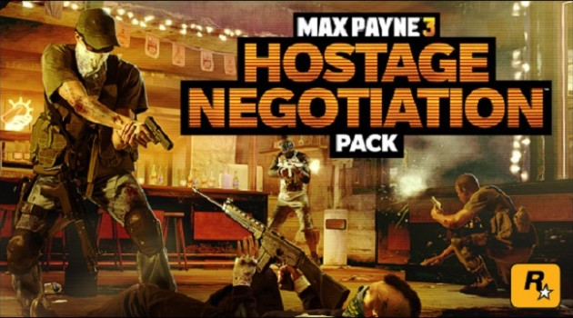 Max Payne 3 Hostage Negotiation