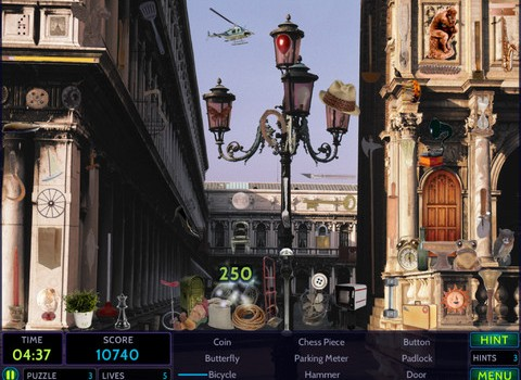 Secret Journeys: Cities of the World (iOS) Review