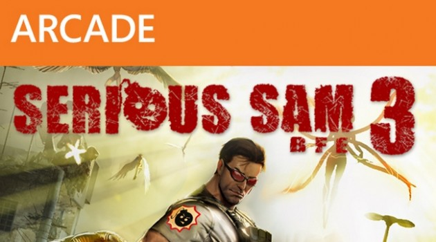 Serious Sam picks a fight with Warfighter