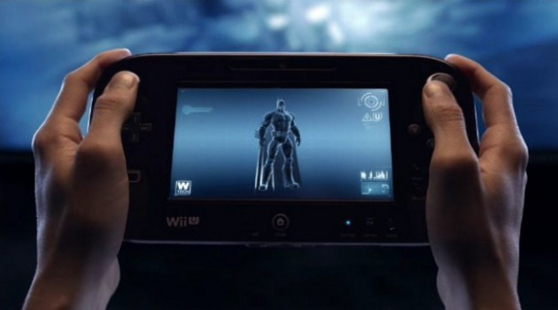 WiiU Controller Features For Batman: Arkham City Armored Edition image