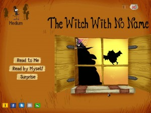 The Witch With No Name (iPad) Review