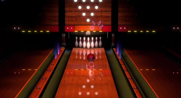 Sports Champions 2 Bowling