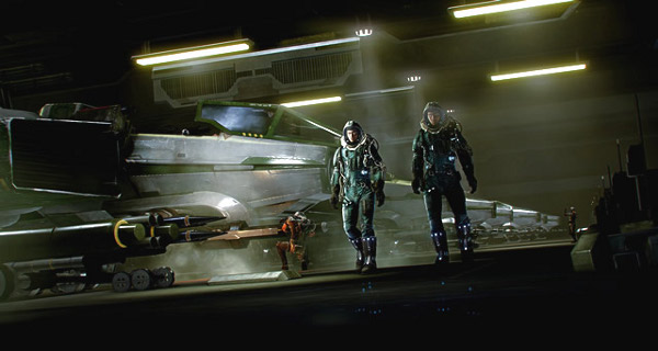 Star Citizen To Resurrect The Space Flight Sim Genre image