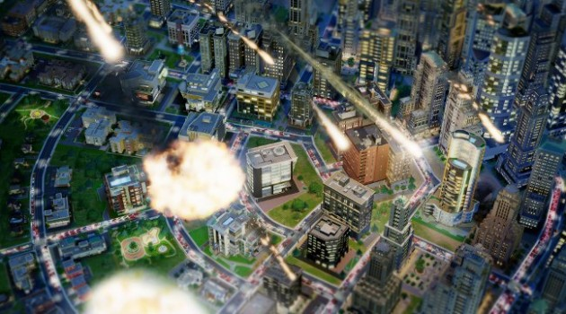SimCity 5 Disaster Trailer and Screenshots Released image
