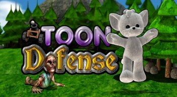 Toon Defense Review Android image