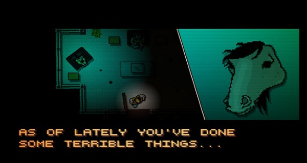 Hotline Miami Review image