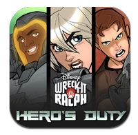 Hero's Duty Interactive Comic (iOS) Review