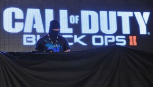 Black Ops 2 launch party sees in midnight release