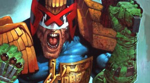 Judge Dredd - about to be outed as gay featured image
