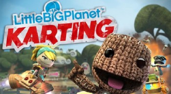 Little Big Planet Karting Logo