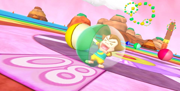 Super Monkey Ball Banana Splitz Vita Review