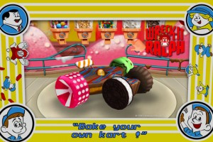 Wreck-It Ralph Storybook Deluxe (iOS) Review