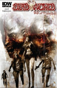 Deadworld: War Of The Dead (Book) Review