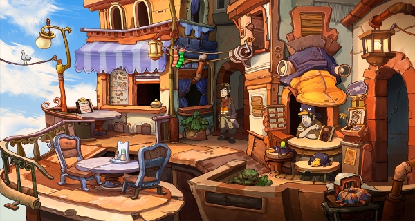 Chaos On Deponia (PC) Review image