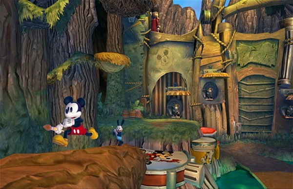 Epic Mickey The Power of Two