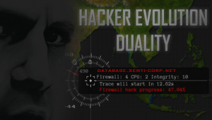 Hacker Evolution Duality image