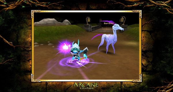 Arcane Legends Image