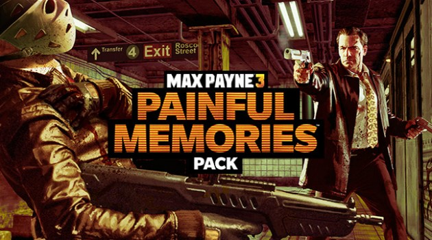 Rockstar Release Max Payne 3 Painful Memories DLC