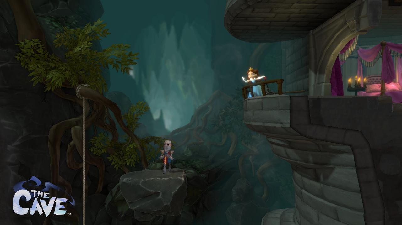 игра девочка и роботы выбратся из пещеры инструкция как
