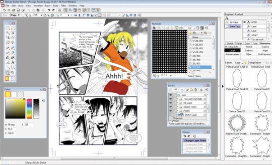 Games Fiends - Manga Studio Debut 4 Review  