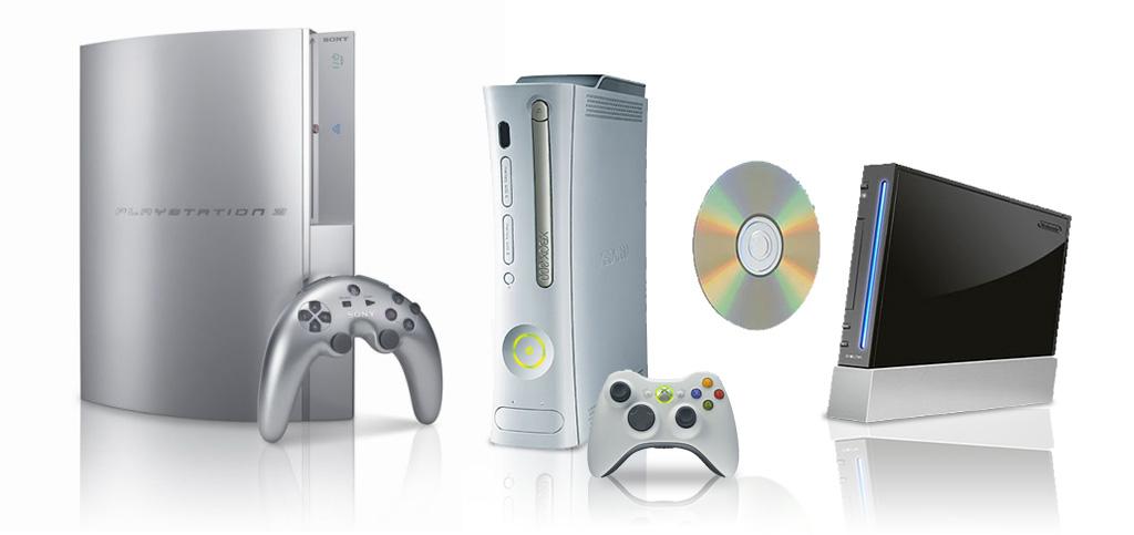 Top Ten Video Game Consoles