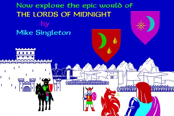 Lords of Midnight half price this week