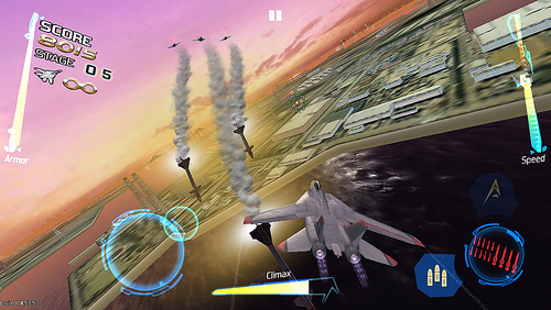 After Burner Climax (iOS) Review