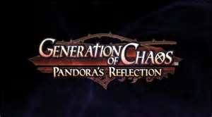 Generation of Chaos: Pandora's Reflection (Vita/PSP) Review