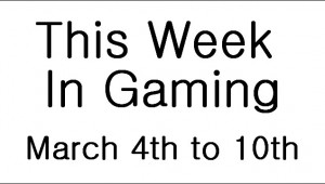 This Week In Gaming
