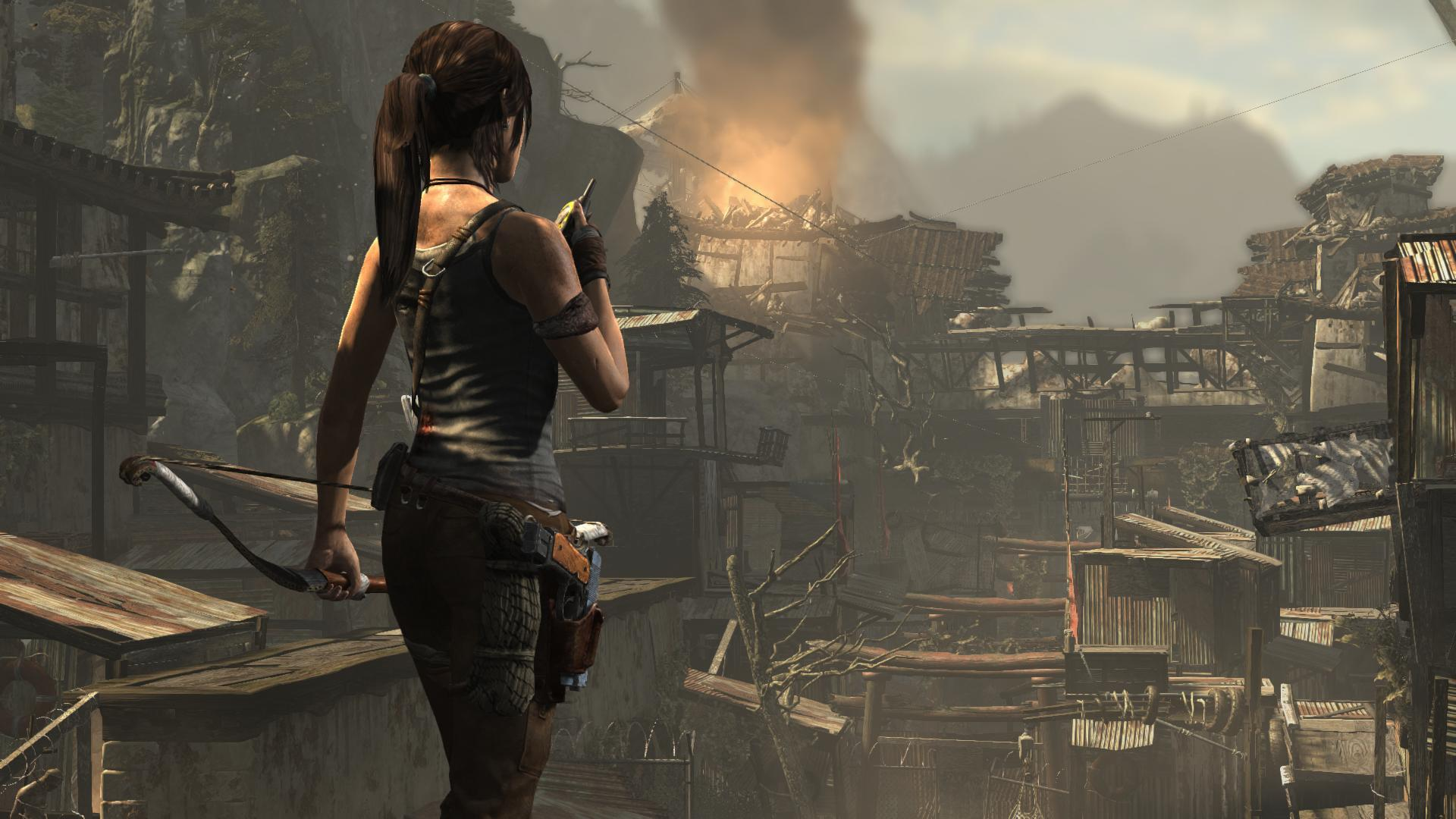 Tomb Raider 2013 - NoobFeed Review