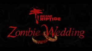 Zombie Wedding logo
