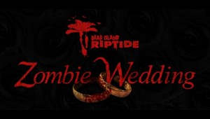 Zombie Wedding logo