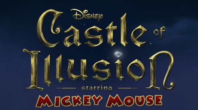 Castle Of Illusion logo