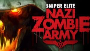 Sniper Elite: Nazi Zombie Army logo