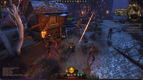 Neverwinter in-game screenshot