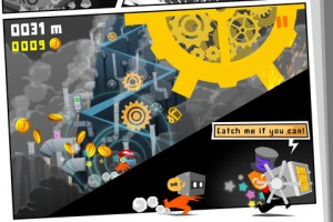 Mr. Runner 2: The Masks (iOS) Review
