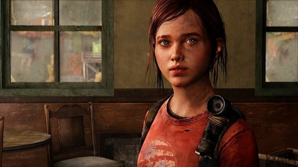 Last of Us Ellie