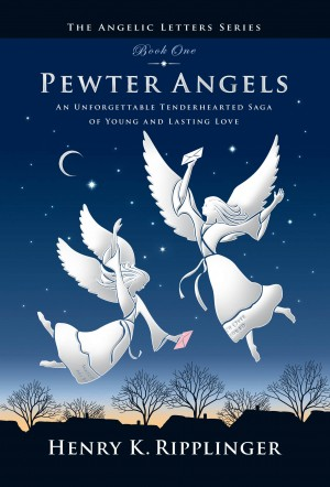 Pewter Angels Front Cover