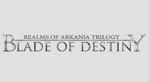 Realms of Arkania: Blade of Destiny logo