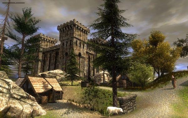 Realms Of Arkania: Blade of Destiny screenshot