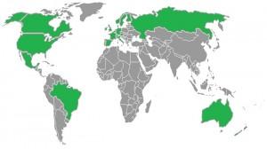 Xbox One Region Maps