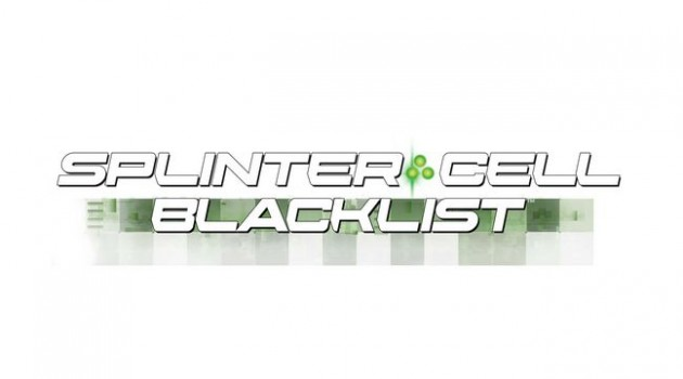 Splinter Cell: Blacklist logo