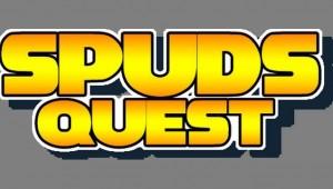 Spud's Quest logo