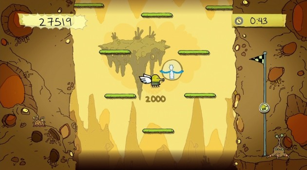 Doodle Jump for Kinect (XBLA) Review