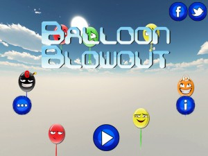 Balloon Blowout (Apple iPad) - 01